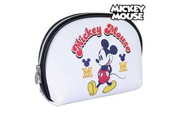 Trousse de toilette bébé Mickey Mouse Trousse d'écolier mickey mouse blanc