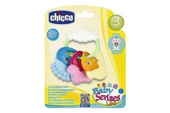 Jouet de bain Chicco Anneau de dentition pour bébé rattle chicco (11,5 x 11 x 2,5 cm)