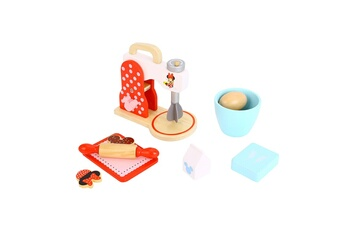 Peluches Be Imex Disney mickey et minnie mixer en bois multicolore - 20.5 x 11 x 18 cm