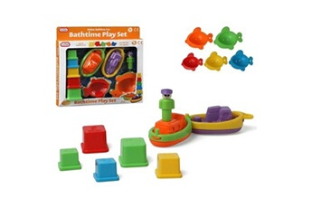 Trousse de toilette bébé Bigbuy Kids Ensemble de jouets pour la salle de bain +18m 115094