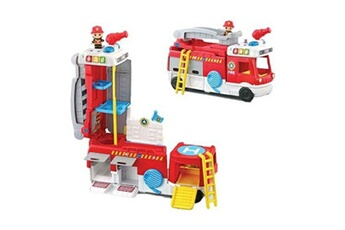 Jouet de bain Vtech Camion de pompiers tut tut vtech (es)