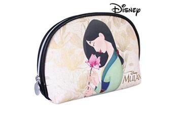 Trousse de toilette bébé Princesses Disney Trousse d'écolier princesses disney ocre