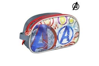 Trousse de toilette bébé The Avengers Trousse d'écolier the avengers gris