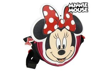 Poussette multiple Minnie Mouse Sac à bandoulière 3d minnie mouse 72882 rouge