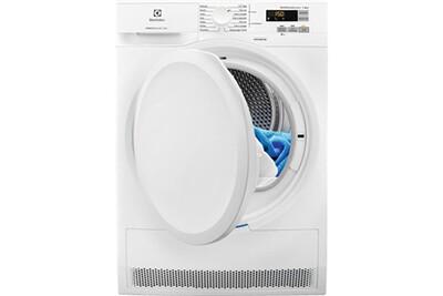 Sèche linge Electrolux Sèche-linge hublot electrolux ew7h3685ra blanc 8 kg