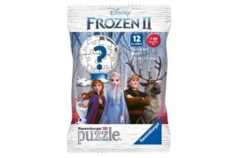 Puzzles RAVENSBURGER Puzzle 3d ravensburger blindpack la reine des neiges 2