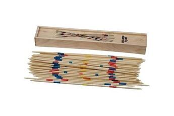 Jouets premier âge GENERIQUE Longfield games mikado 25 cm