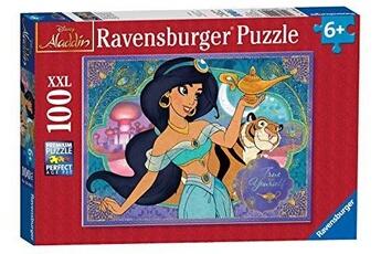 Puzzles RAVENSBURGER Ravensburger disney princess jasmine xxl casse-tête 100 pièces