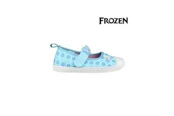Accessoires déguisement La Reine Des Neiges Chaussures casual enfant frozen 72887 bleu (taille des chaussures 28)