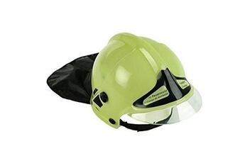 Accessoires déguisement KLEIN Klein casque de pompier jaune - 2/8 ans