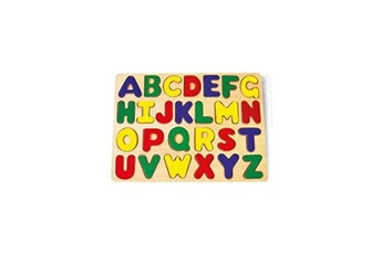 Puzzles SMALL FOOT Small foot insert bois puzzle alphabet 22 x 32 x 1 cm