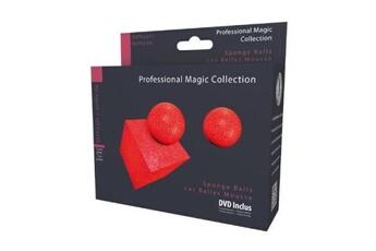 Jeux d'imitation GENERIQUE Oid magic - 532 - tour de magie - balles mousse avec dvd