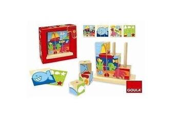 Puzzles Goula Puzzle cubes mer goula