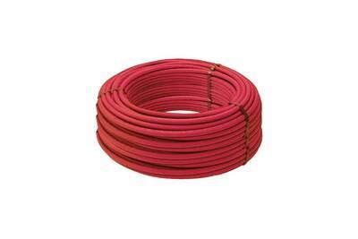 Petite plomberie SOMATHERM Tube per antioxygeneour chauffage et climatisation - ø12 mm - 240m - rouge