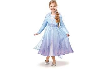 Déguisements filles Disney / Reine Des Neiges Costume luxe disney la reine des neiges elsa taille m