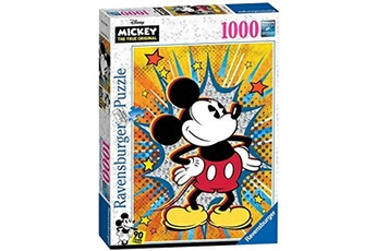 Puzzles RAVENSBURGER Casse-tête mickey mouse retro