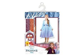 Déguisements filles Disney / Reine Des Neiges Costume classique la disney reine des neiges elsa - 3 ans