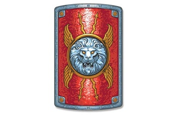 Déguisements LION TOUCH Bouclier romain liontouch