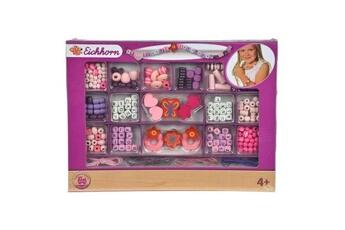 Jouets premier âge GENERIQUE Simba toys 100003425 1 x simba eichhorn - perles en bois - les lettres de l'alphabet