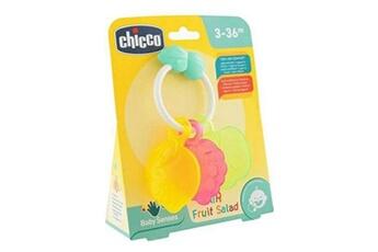 Jouet de bain Chicco Anneau de dentition pour bébé air fruit salad chicco