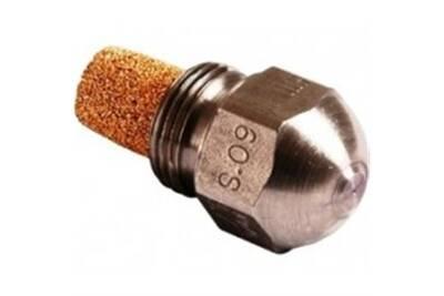 Accessoires chauffage central Diff Gicleurs steinen s/st - 0,40g à 1,25g - gicleur steinen 0,40g 45° s ou st