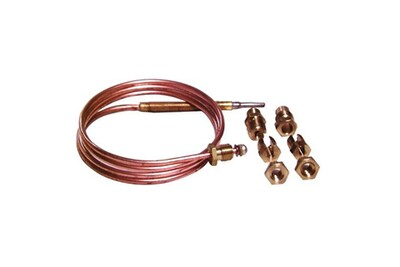 Accessoires chauffage central Diff Thermocouple universel 6 raccords lg 900mm