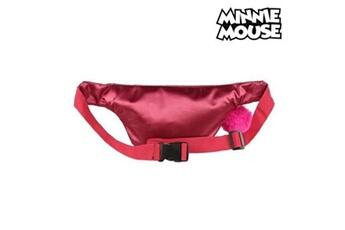 Poussette multiple Minnie Mouse Sac banane minnie mouse rose