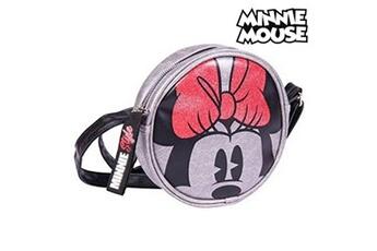 Poussette multiple Minnie Mouse Sac à bandoulière minnie mouse argenté