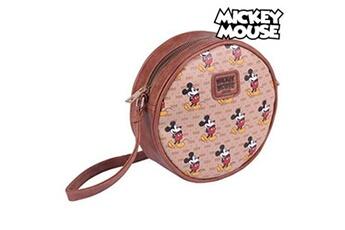 Poussette multiple Mickey Mouse Sac à bandoulière mickey mouse (18 x 18 x 5 cm)