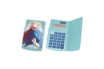Jeux et accessoires pour tablette enfant Lexibook Lexibook - calculatrice de poche la reine des neiges