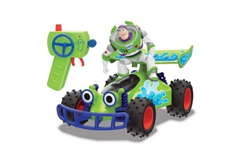 Circuits de voitures SMOBY Toy story smoby buggy radio-commandé buzz