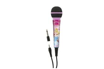 Jeux et accessoires pour tablette enfant Lexibook Lexibook - disney princesses - microphone, prise jack 3.5mm