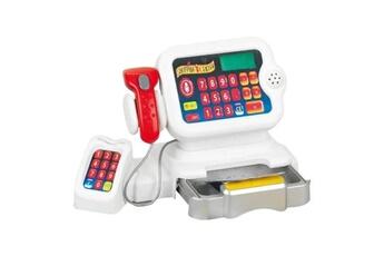 Jeux d'imitation KLEIN Klein - caisse enregistreuse color avec display tactile pour enfant