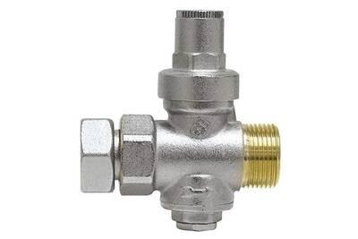 Accessoires chauffage central SOMATHERM Somatherm réducteur de pression a piston compteur d'eau