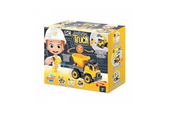 Véhicules miniatures BUKI Ingenieur junior - le camion de chantier