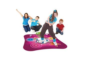 Jouets premier âge GENERIQUE Tapis de danse à utilisateur unique tapis de danse antidérapants sense game anglais pour pc tv multicolore