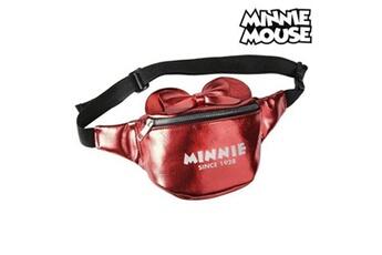 Poussette multiple Minnie Mouse Sac banane minnie mouse 72846 rose métallisé