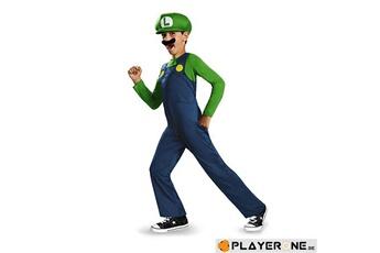 Figurine Zkumultimedia Nintendo - costume enfant luigi clasic (7-8 ans)