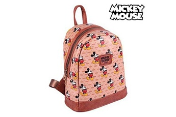 Poussette multiple Mickey Mouse Sac à dos casual mickey mouse (19,5 x 25 x 11 cm) marron