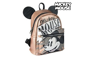 Poussette multiple Mickey Mouse Sac à dos casual mickey mouse 72817 doré