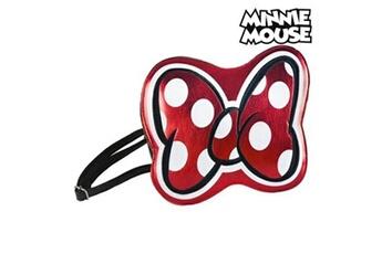 Poussette multiple Minnie Mouse Sac à bandoulière minnie mouse 72811 rouge métallisé