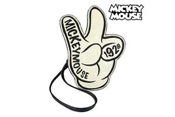 Poussette multiple Mickey Mouse Sac à bandoulière mickey mouse 72810 blanc