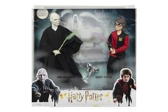 Poupées Harry Potter Coffret 2 poupées harry potter et voldemort