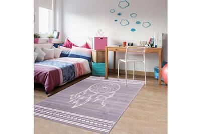 80x150 un amour de tapis tapis chambre enfant moderne design tapis chambre bebe fille garcon ado tapis gris