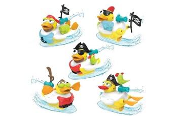 Jouet de bain Yookidoo Le canard de bain pirate