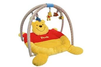 Tapis enfant Nicotoy Winnie l'ourson tapis de jeu bébé avec arche - disney baby