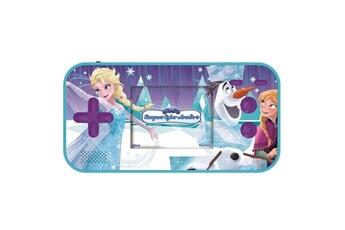 Jeux ludo éducatifs Lexibook La reine des neiges console de jeux portable enfant compact cyber arcade lexibook - 150 jeux
