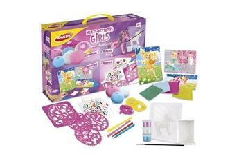 Jeux de cartes Joustra Joustra coffret multi-jeux girls - 5 ans - fille