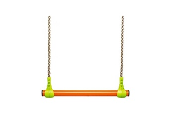 Portique Trigano Trigano trapeze en métal - vert et orange