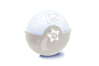 Veilleuse AUCUNE Infantino projecto lampe taupe